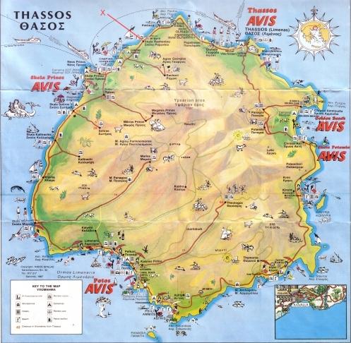 Grahams Thassos Page